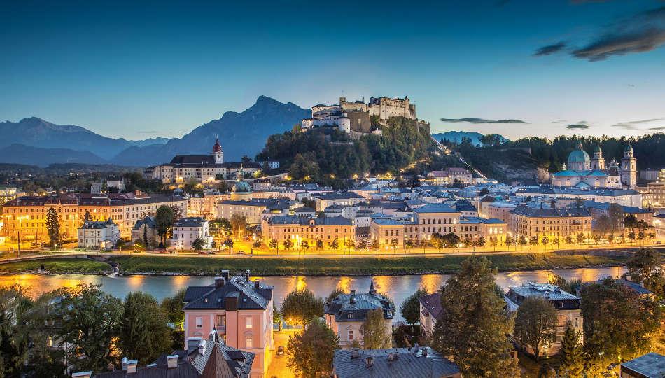 Salisburgo  Hotel vier Jahreszeiten 4  DoveClub