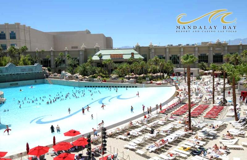 If you are driving to mandalay bay resort & Mandalay Bay Beach Do Vegas Deals