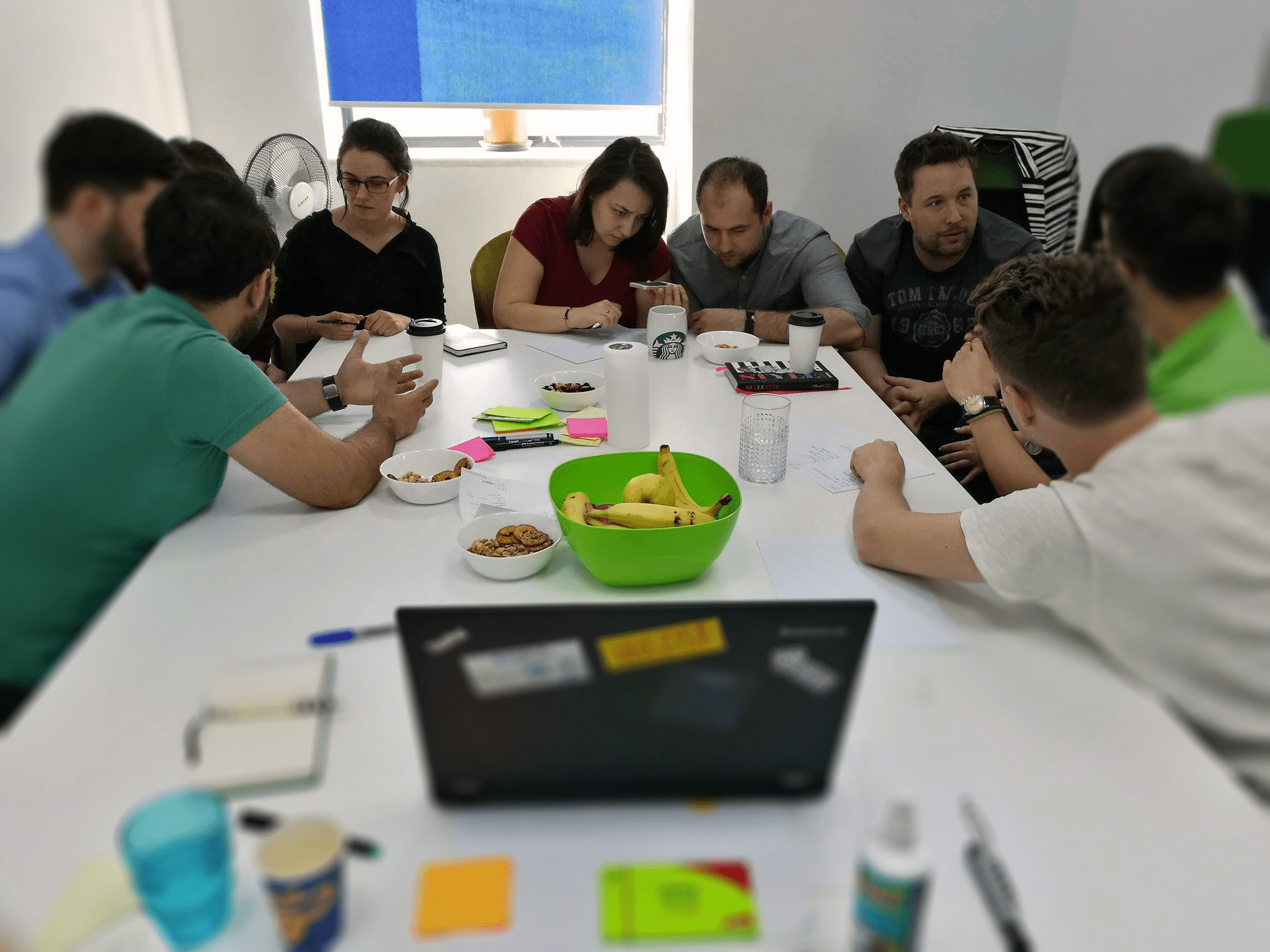 In-house workshops Personalized Learning and Agile Coaching Contact us