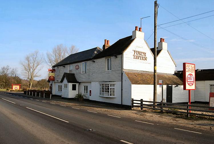 Punch Tavern 2013