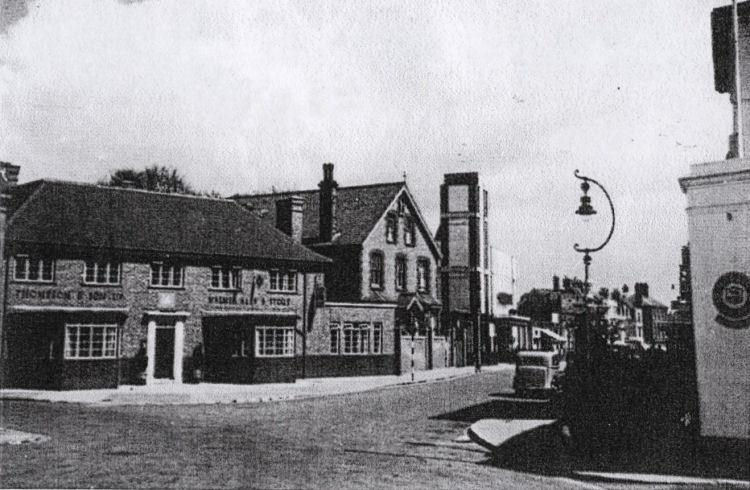 Swan, Deal 1938