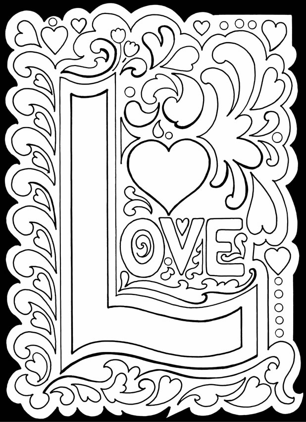 I M Sorry Printable Coloring Pages