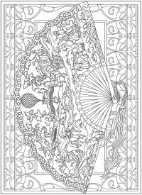 my colour book :) on Pinterest | Coloring Pages, Dover ...