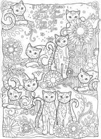 coloring on Pinterest | Dover Publications, Paisley ...