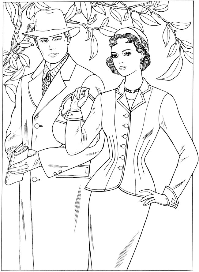 50s Sock Hop Coloring Pages Coloring Pages