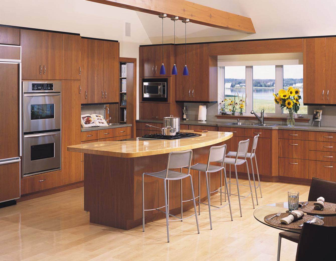 Modern Kitchen Design Dover Woods