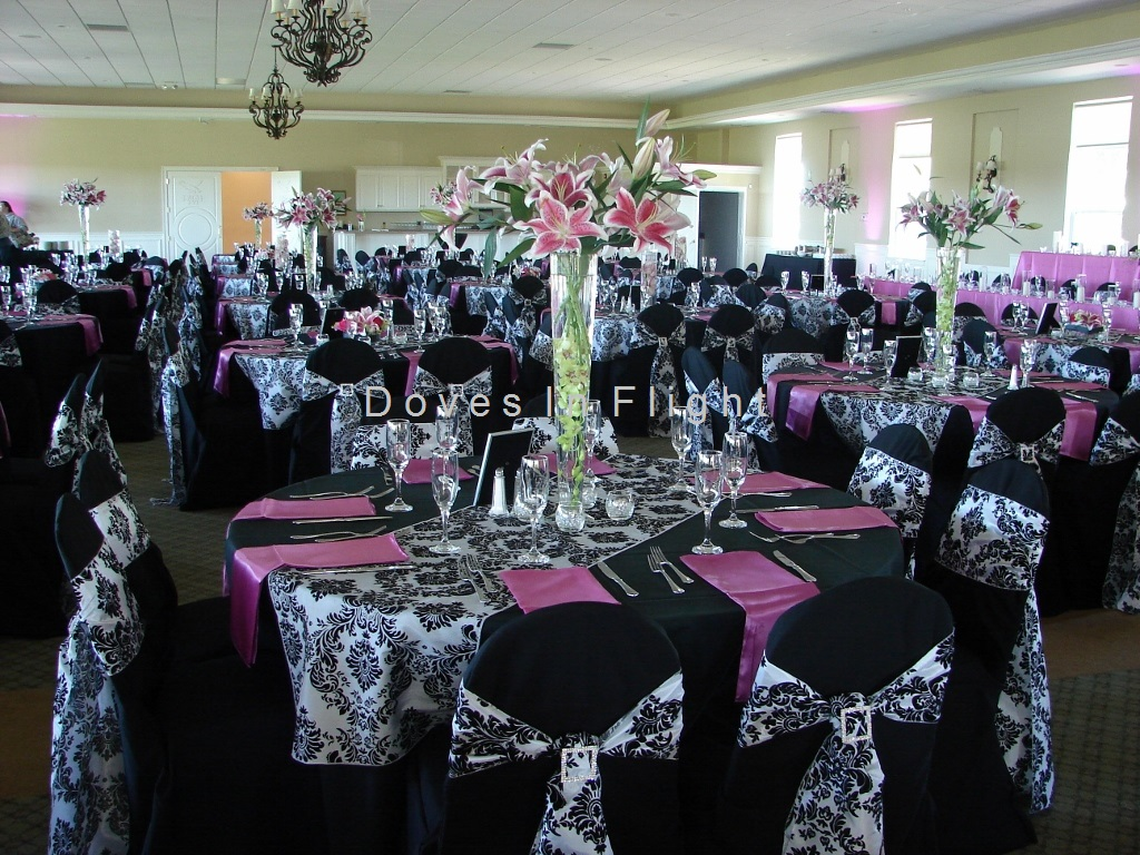 cheap black chair covers for sale recovering cushions corners of lansing doves in flight decorating grand garden room blk white beautiful tables