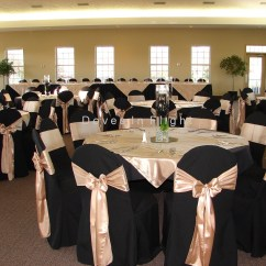 Banquet Hall Chair Covers Pottery Barn Club Of Lansing Doves In Flight Decorating