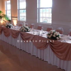 Chair Covers With Pink Bows Ebay Of Lansing: Table Decorations