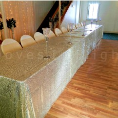 Black Glitter Chair Covers Green 2005 Of Lansing Table Decorations
