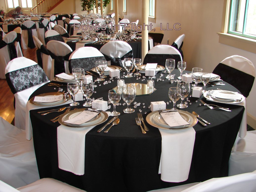cheap chair covers for party velvet armchair nz of lansing: table decorations