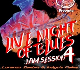 live night blues al cles cafe