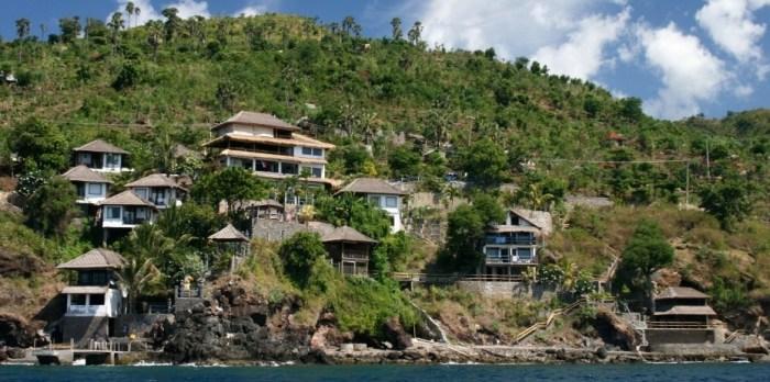 Selang resort - český hotel na Bali