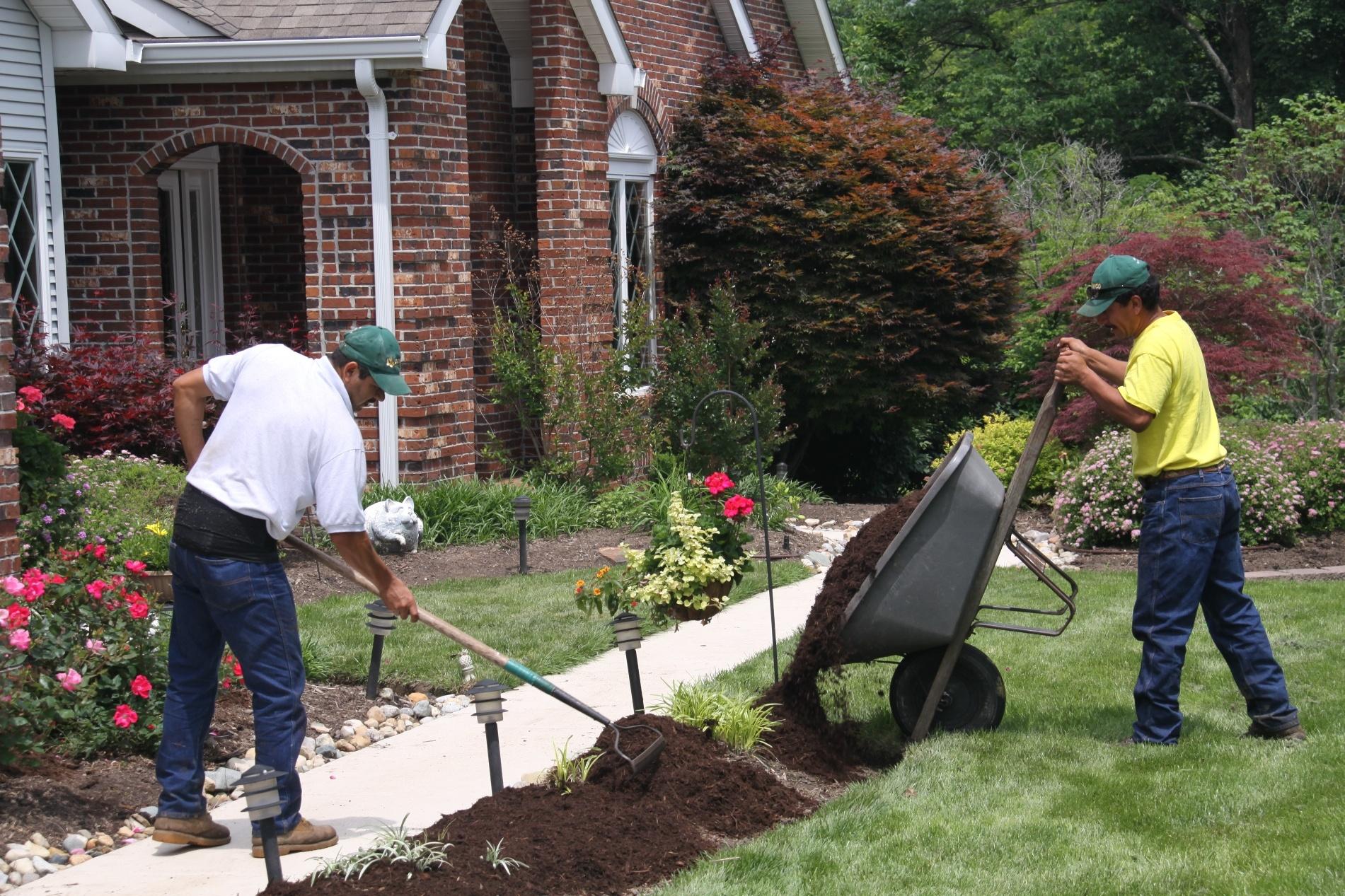Landscape Crew Leader Job
