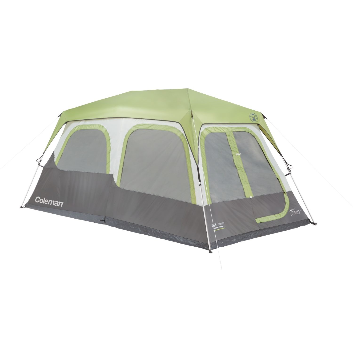 Coleman Tent Instant Cabin 8 Person w/Fly Signature 14x8x6.4