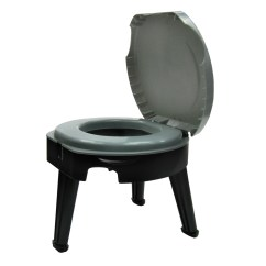 Portable Toilet Chair Design Parameters Reliance Fold To Go Collapsible