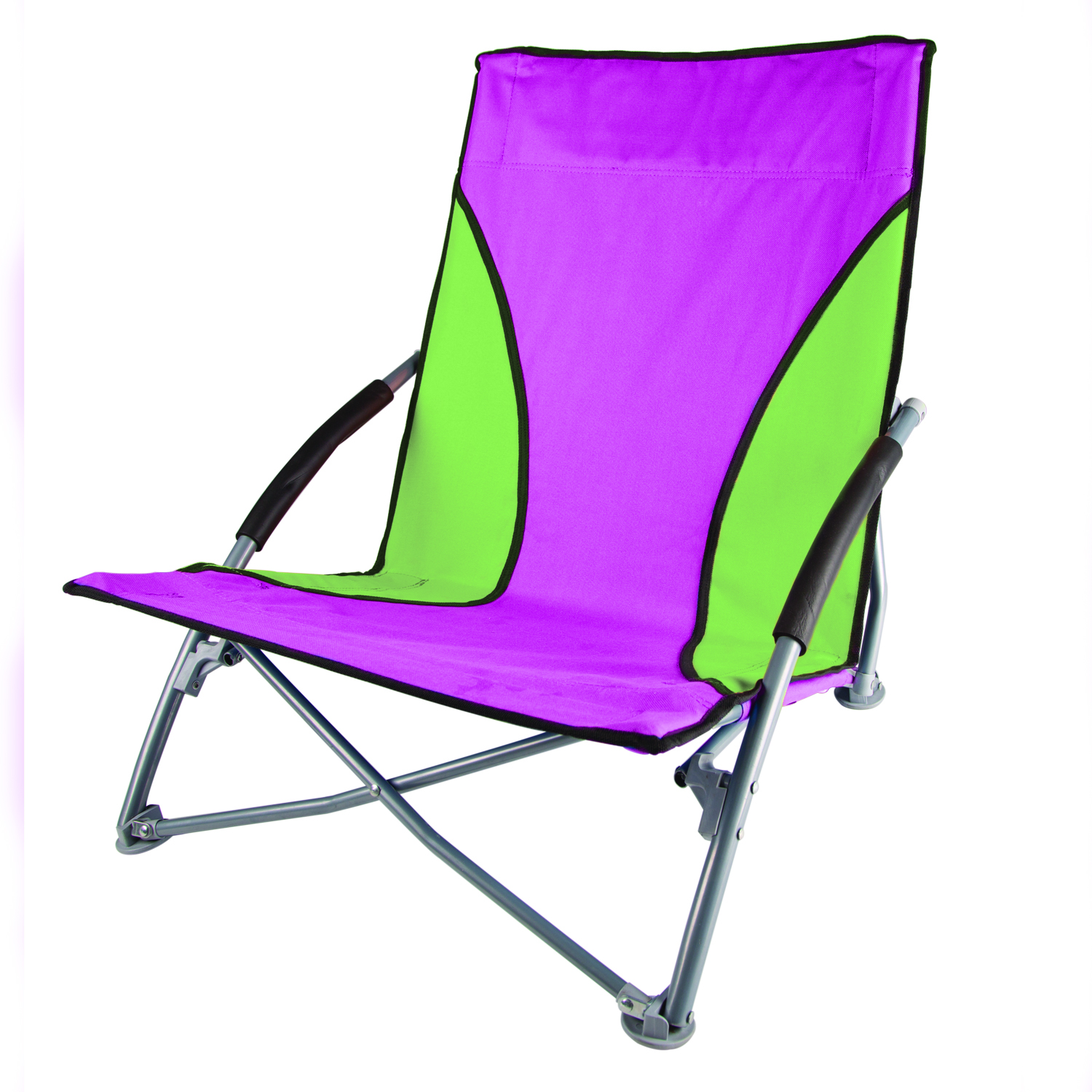 pink folding camping chair kitchen table and chairs for sale stansport low profile fold up lime hot