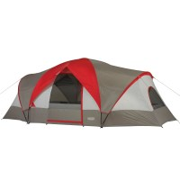 Wenzel Great Basin 10 Person 3 Room Tent