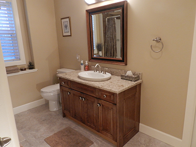 How To Reface A Bathroom Vanity Cabinet Dowelmax