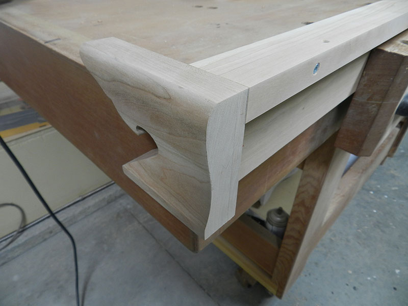 How To Build A Bookcase With Chippendale Feet Dowelmax