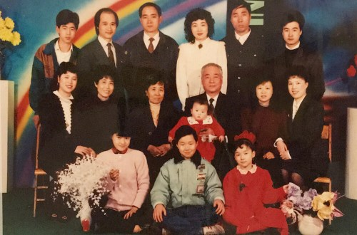 Famille en chine - anna chen life coach de vie