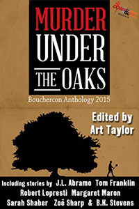 Murder Under the Oaks by Art Taylor, editor