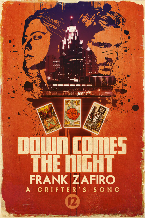 Down Comes the Night by Frank Zafiro