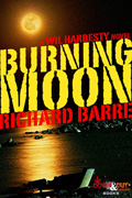 Burning Moon by Richard Barre