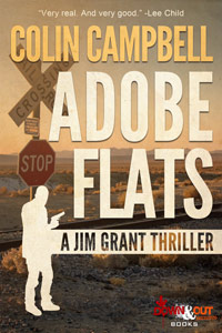 Adobe Flats by Colin Campbell