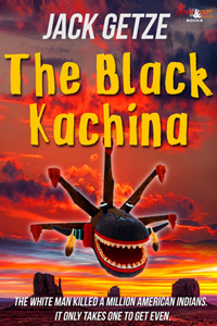 The Black Kachina by Jack Getze