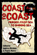 Coast To Coast: Murder from Sea to Shining Sea by Andrew McAleer, editor
