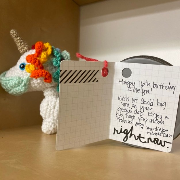 Tiny rainbow unicorn – crochet amigurumi – free pattern ... | 625x625