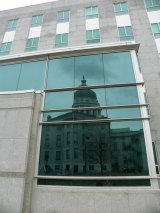 Reflections of the State House