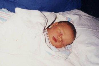 Hannah, August 1999