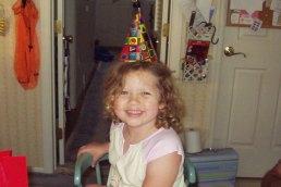 Hannah, August 2005