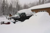 My car is in there somewhere....