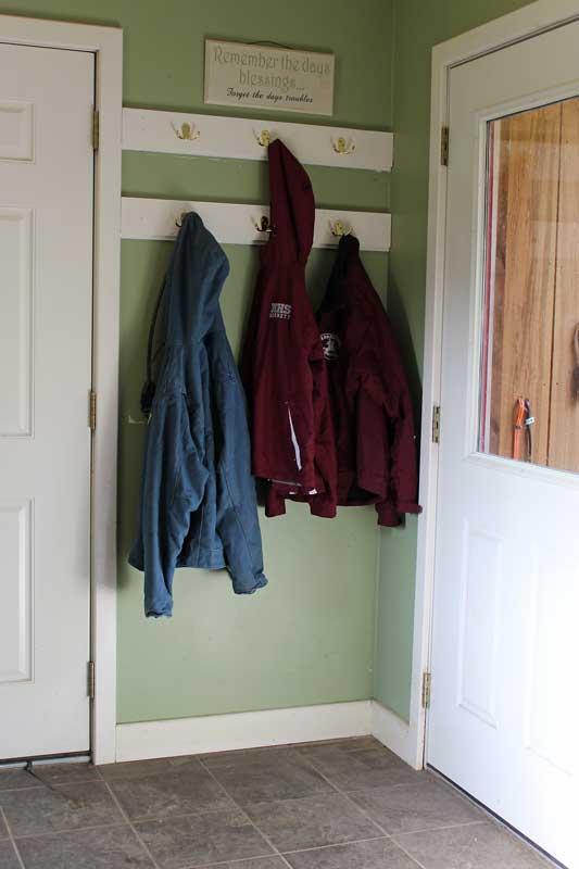 Height Of Coat Hooks