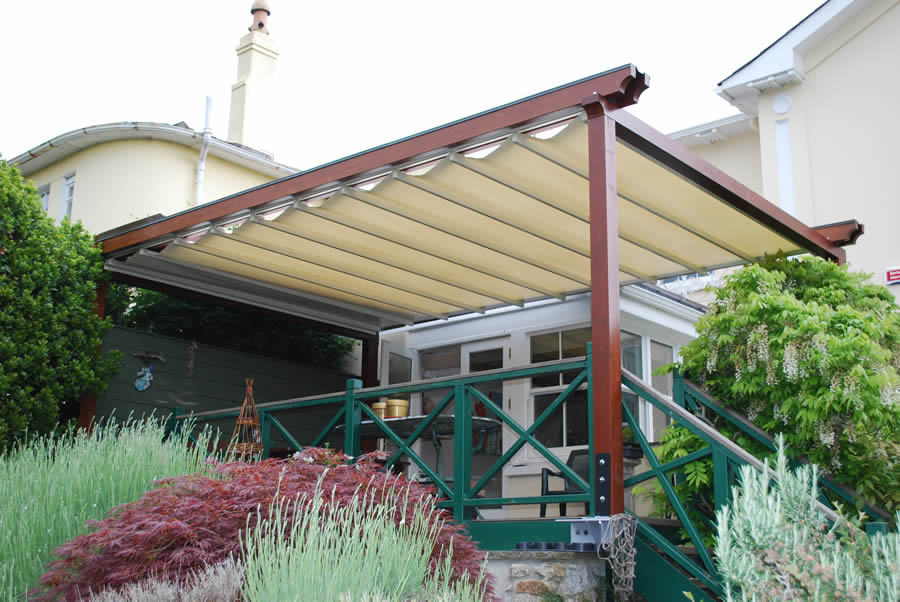 Retractable Canopy Pergola Systems Downer International
