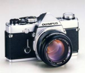 Olympus OM 1 N