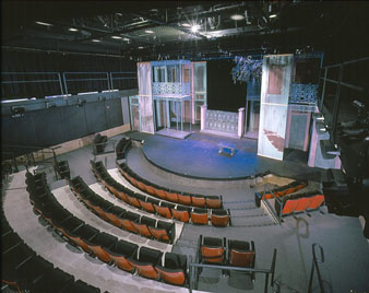 Theatre @ Boston Court's 99-seat