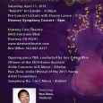 "April 11 – ""Romantic Gems"" Downey Symphony concert & Rebirth art exhibit     Downey Symphony Orchestra closes their season on Saturday, April 11, with ""Romantic Gems."" The program will include pieces by Johannes Brahms, and the violin concerto of Jean Sibelius, as performed by the winner of the 2013 Downey Symphony Young Artist Competition, 18-year-old […]"