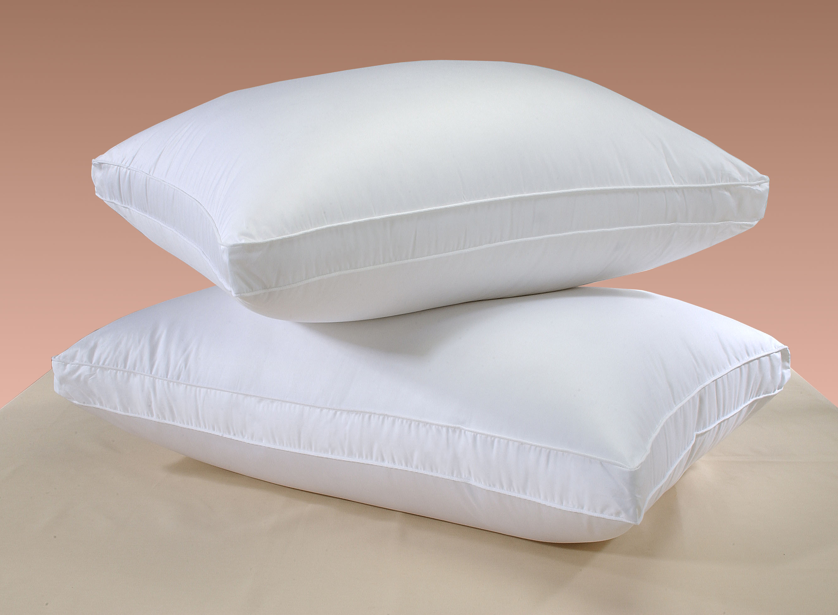 Our most comfortable goose down pillow among other