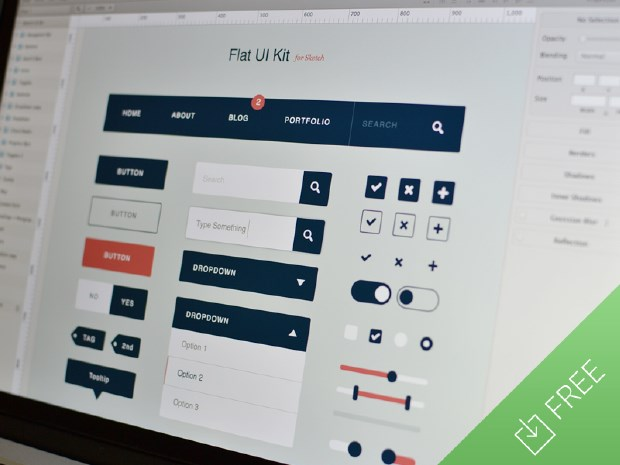 free ui kits for_designers_16