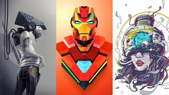 Digital Art Inspiration - #45