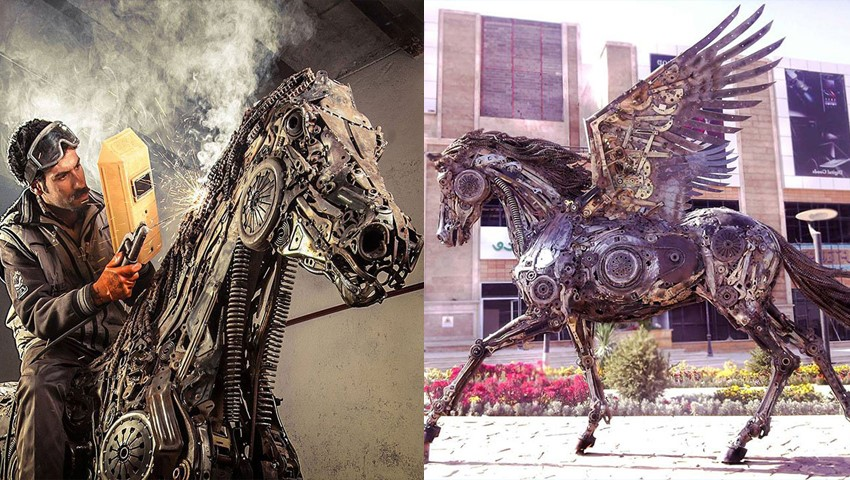 Wonderful Animal Sculptures