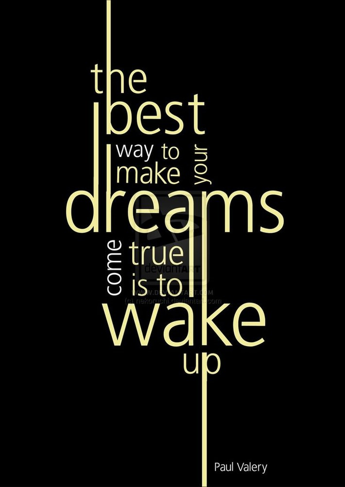 the-best-way-to-make-your-dreams-come-true