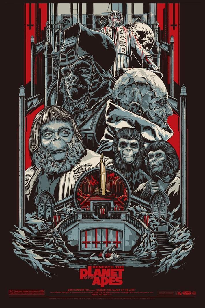 Best Movie Posters of Ken Taylor