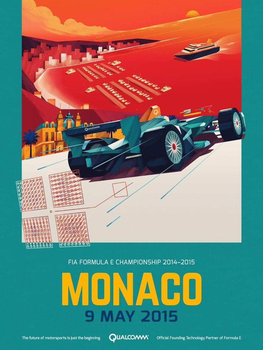 Formula-E-Championship-Posters