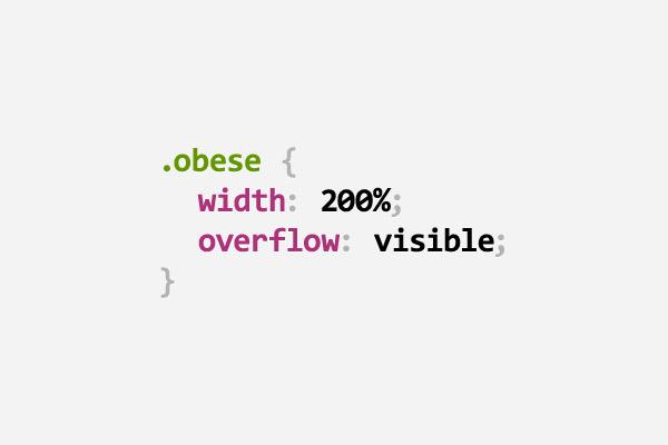 css puns web designers