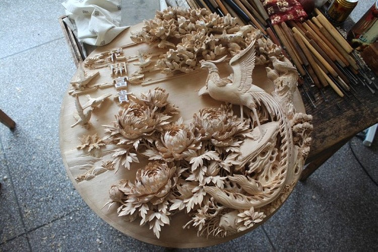 DongYang Wood Carving  The Dying Chinese Art